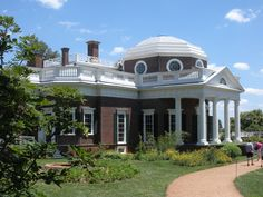 Situated on a mountaintop outside Charlottesville, Virginia, Monticello, a 5,000-acre plantation, was the home of Thomas Jefferson, author of the Declaration of Independence, third president of the United States, and founder of the University of Virginia. Monticello is the only historic house in the U.S. on the United Nations' World Heritage List.