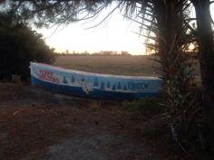 Christmas 2014 Folly Beach Boat