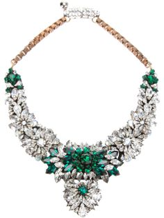 Shourouk 'apolonia' Bib Necklace