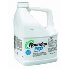 Roundup Pro 50.2% Concentrate, 2.5 Gal:Amazon:Patio, Lawn & Garden
