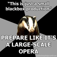 It's not just Badgers who do this.