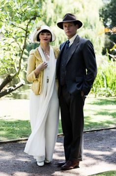 Miss Phryne Fisher and Inspector Jack Robinson