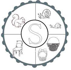 Afrikaans, Kids And Parenting, Kindergarten, Mandala, Symbols, Letters, Education, Kindergartens, Letter