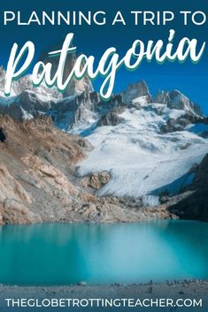 Planning a trip to Patagonia takes logistical planning to ensure you maximize your time in this region of South America. Here's an itinerary to help plan. Patagonia Travel, In Patagonia, Visit Argentina, Argentina Travel, Machu Picchu, Thailand Travel, Croatia Travel, Bangkok Thailand, Hawaii Travel