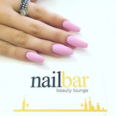Pastel #pink, a color that will leave you dreaming!  #ballerinanails