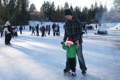 10 Ways to Celebrate a Calgary Outdoor Christmas