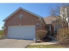 6525 Lyceum Ct, Cincinnati, OH 45230 — Pristine! Absolutely Beautiful! Bright & Sunny End Unit w/lots of windows! 10 ft ceilings! New upscale carpet! 1st fl Study w/vaulted ceiling! Master w/cathedral ceiling. Fabulous screened porch! 2 car gar! Finished LL w/FR, 2 bdrms & bath.