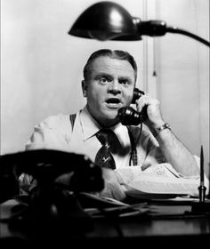 james cagney | James Cagney in Come Fill the Cup directed by Gordon Douglas, 1951