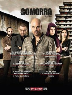 Gomorra La Serie - Incredibly gritty Italian crime drama. Think Sopranos x The Wire with a dose of Top Boy @gomorra