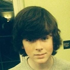 Chandler Riggs (2014)