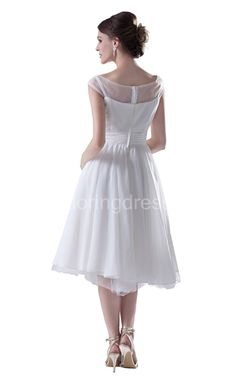 Sleeveless Midi-length Pleated Chiffon Dress