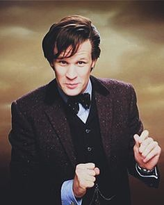 #doctorwho #mattsmith #raggedyman #11thdoctor #bowtiesarecool