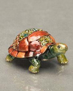 Bobble Head Turtle Ring