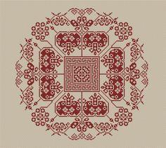 Instant Download,Free shipping,Cross stitch pattern, Cross-Stitch PDF, vintage…