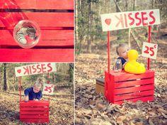 Kissing Booth- Valentine's Day Mini » Kari Elizabeth Photography