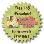 Free LDS preschool curriculum.