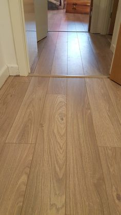 Laminate flooring by C H WoodWorx