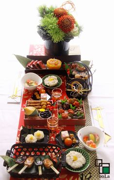 【OSECHI 2014】 http://ameblo.jp/oola/entry-11743831984.html