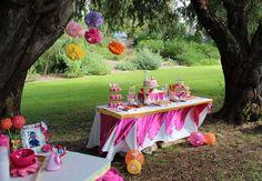Upsy Daisy - In The Night Garden Birthday Party Ideas   Photo 6 of 12   Catch My Party
