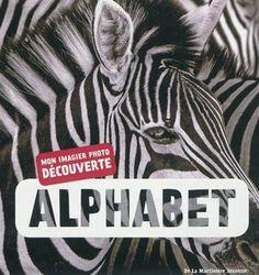 MON IMAGIER PHOTO DÉCOUVERTE - ALPHABET - Editions De La Martinière Jeunesse