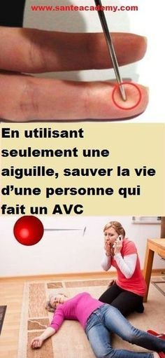 Acupressure Diy How to save your or someone else's life from stroke using only a needle Health And Beauty, Health And Wellness, Health Fitness, Health Club, Kids Health, Natural Cures, Natural Health, Natural Medicine, Health Remedies