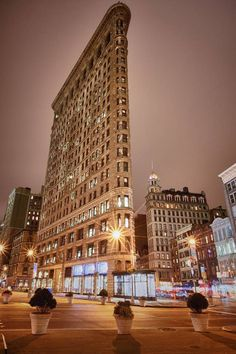 Chicago Landscape, City Landscape, City Photography, Landscape Photography, Places To Travel, Places To See, Flatiron Building, Empire State Of Mind, New York City Travel