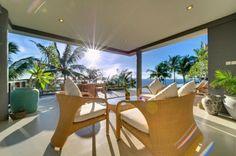 Vacaciones relajantes en una villa en la exótica isla indonésica de Lombok