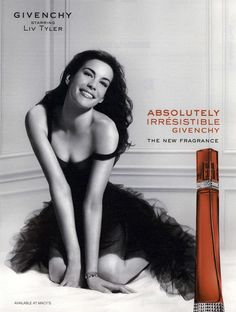 Absolutely Irresistible Givenchy liv tyler