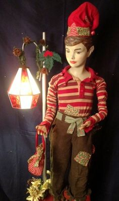 How to Create, Wire and Design Mannequin Lamps by Rowdy Creations