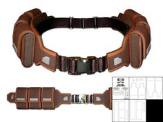 Cosplay Ideas Template for Captain America Age of Ultron Utility Belt - Cosplay Tutorial, Cosplay Diy, Cosplay Ideas, Halo Cosplay, Cosplay Armor, Steampunk Cosplay, Awesome Cosplay, Larp, Armadura Cosplay