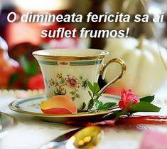 CAFEAUA DE VINERI!