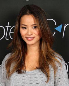 Jamie Chung hair color