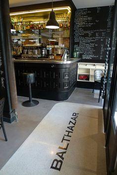 Balthazar et Cie, Paris