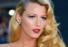 Makeup Tricks for Hooded eyes: Blake Lively