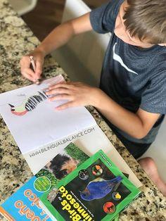 Fun Outdoor Language Learning Activities for Kids - Bilingual Balance