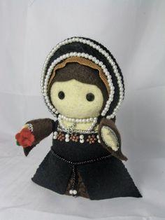 Anne Boleyn by deridolls.deviantart.com