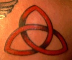 Triquetra Tattoo #17