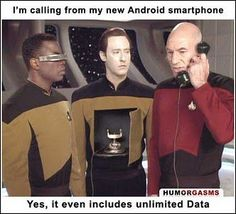 Not to mention Siri can't hold a candle to what this Android phone can do.