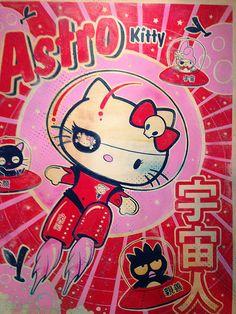 Hello Kitty Art!