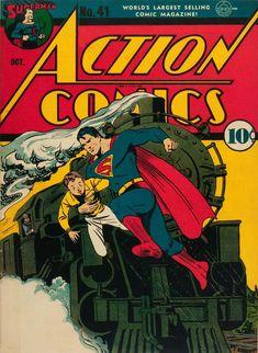 Action Comics #41...