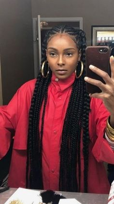 Hair is an important material primarily composed of protein, notably keratin. Hair care is your hair type. Your hair goals. Your favorite hair color Here you find all the possible methods to have perfect hair. Box Braids Hairstyles, Braids Wig, Hairstyle Ideas, Protective Hairstyles, Wedding Hairstyles, Short Hairstyles, Bangs Hairstyle, Dutch Braids, Dance Hairstyles