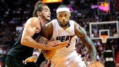 Bulls Beat The Heat! 96-89  1-4-2013