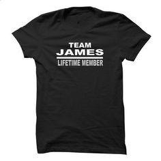 JAMES LIFETIME MEMBER - #tshirt design #sweatshirt and leggings. ORDER HERE => https://www.sunfrog.com/Names/JAMES-LIFETIME-MEMBER.html?68278