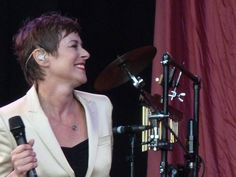 Lisa Stansfield performing at LSF 5th July 2015