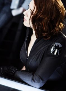 She is my favorite, along with Hawkeye. <------I love them all as characters…