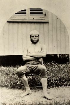 Theodore Roosevelt. IN SHORTS.