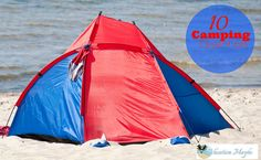 Camping is a great vacation but can get ugly quick if you do not take all the essentials. We have figured out the top ten things to bring along on a camping trip to ensure a great time.