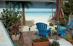 the final product, my own piece of paradise, sand and all! :: Hometalk