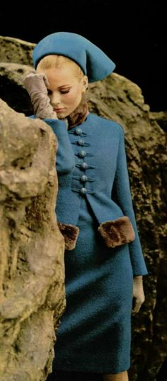 1965 Jeanne Lanvin