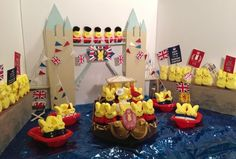 Check out Elizabeth Wimer's great Diamond Jubilee themed Peeps diorama from the @Washington Post Peeps content!